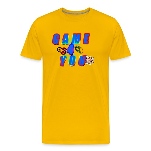Game4You - Men's Premium T-Shirt