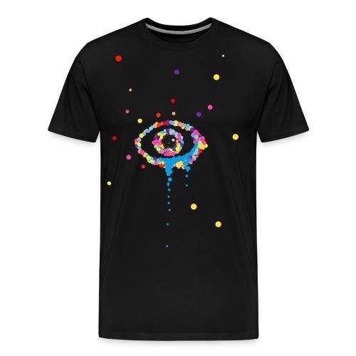 Tänen in den Augen - Männer Premium T-Shirt