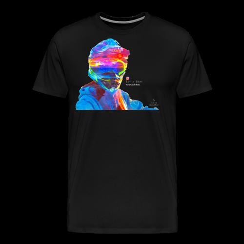 edit di Aleexc - Maglietta Premium da uomo