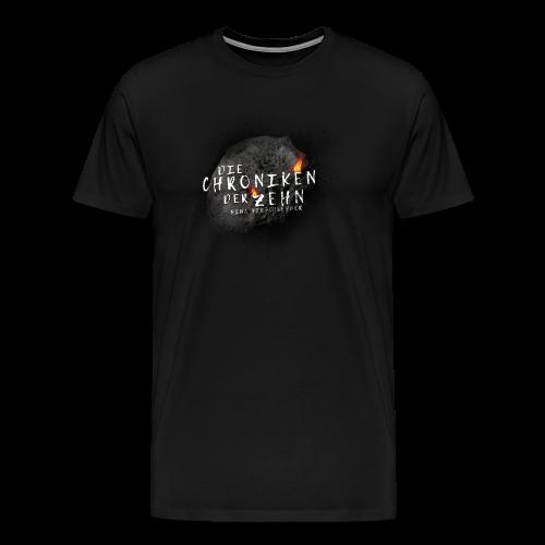 Die Chroniken der Zehn-Meteorit - Männer Premium T-Shirt