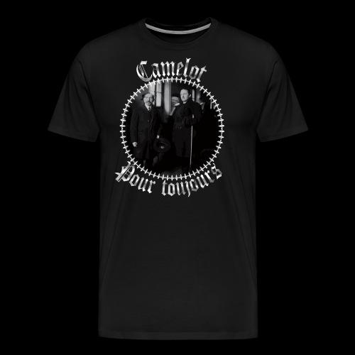 Camelot pour toujours - T-shirt Premium Homme