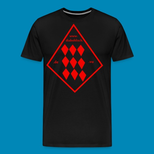 diabohlischdevu - Männer Premium T-Shirt