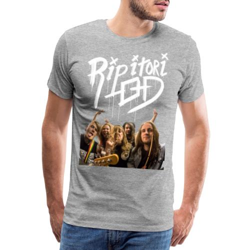 KUUMAT POJAT - Miesten premium t-paita