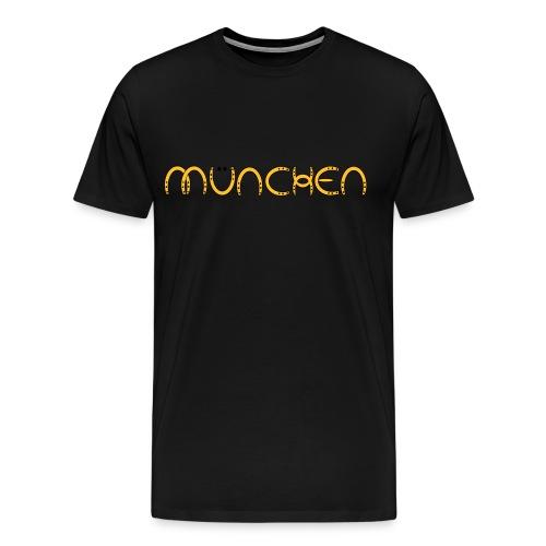 Glücks-Huf - Männer Premium T-Shirt