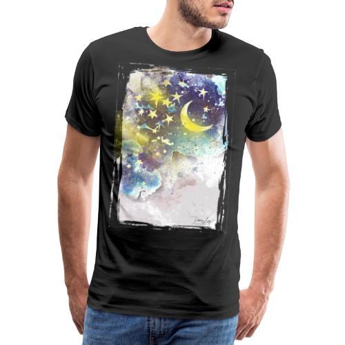 nightsky - Männer Premium T-Shirt