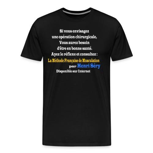LMF Chirurgie v2 - T-shirt Premium Homme