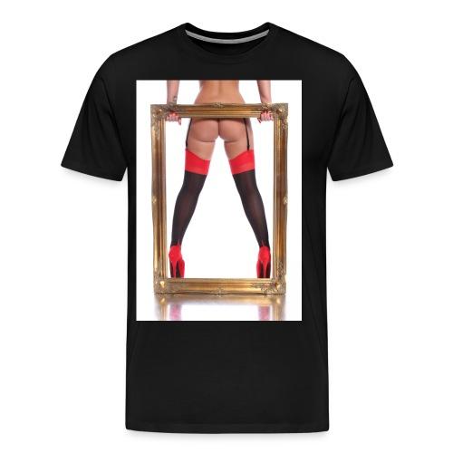 Gilt Frame - Men's Premium T-Shirt