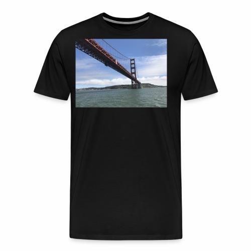 Golden Bro - Herre premium T-shirt