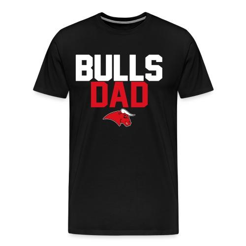 Coesfeld Bulls Dad - Männer Premium T-Shirt