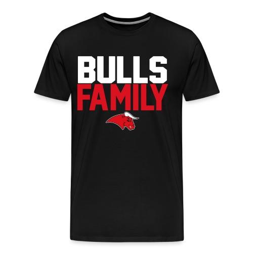 Coesfeld Bulls Family - Männer Premium T-Shirt