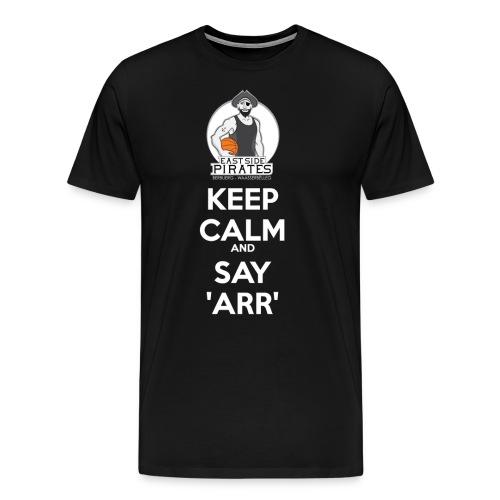 KeepCalm - Männer Premium T-Shirt