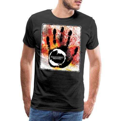 Abstrakt brewhouse dreams - Premium-T-shirt herr