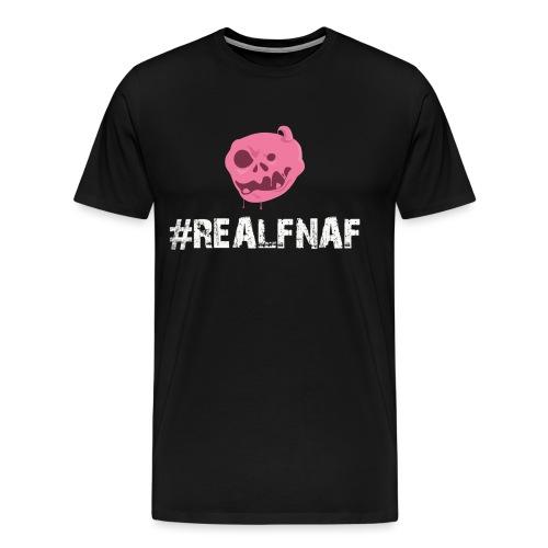 Bubblegummonsters #RealFnaf WHT - Men's Premium T-Shirt