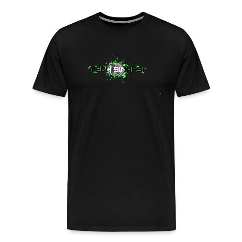 Tech Sinapsi SPLASH - Maglietta Premium da uomo