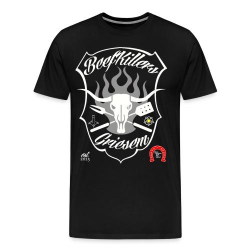 mcb bl png - Männer Premium T-Shirt