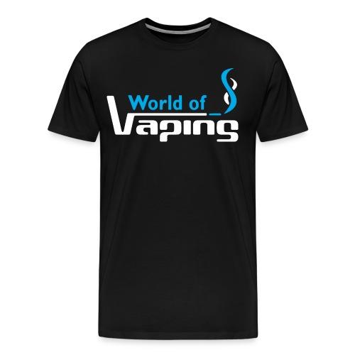 World of Vaping - Männer Premium T-Shirt