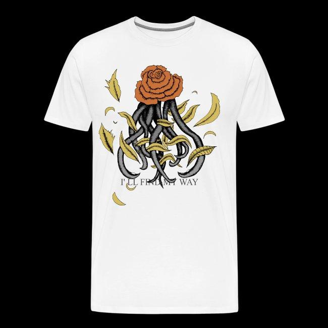 Rose octopus