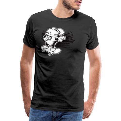 citron dab skate noir - T-shirt Premium Homme