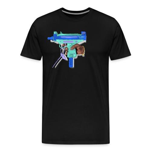 uzi - Men's Premium T-Shirt