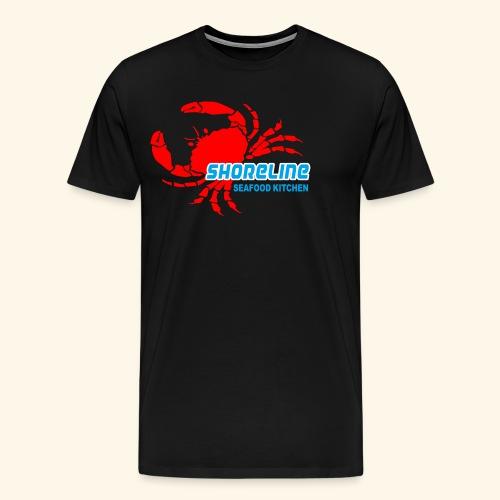 SHORELINE SEAFOOD KITCHEN - Men's Premium T-Shirt