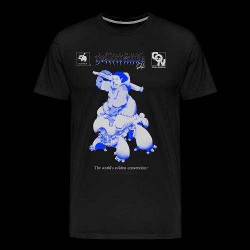 Yellowknife Tee - Men's Premium T-Shirt