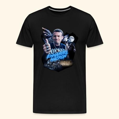 MACRONY - T-shirt Premium Homme