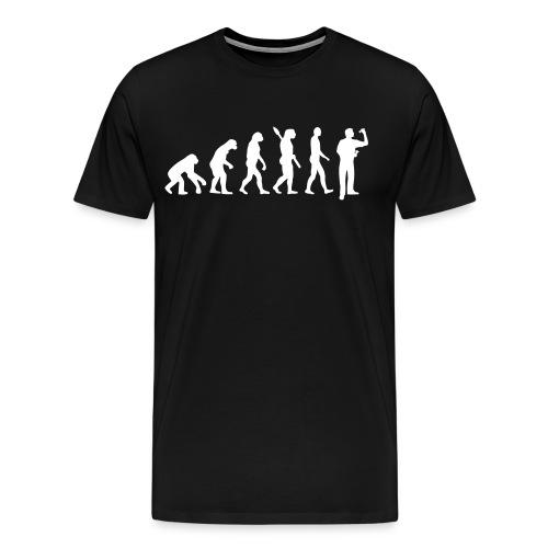 Evolution Darts - Camiseta premium hombre