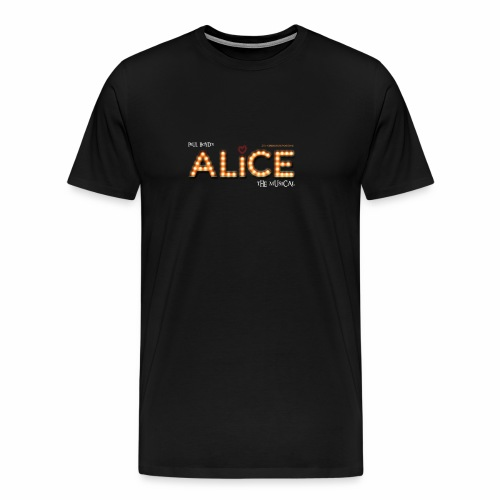 ALICE LOGO COLOUR - Men's Premium T-Shirt