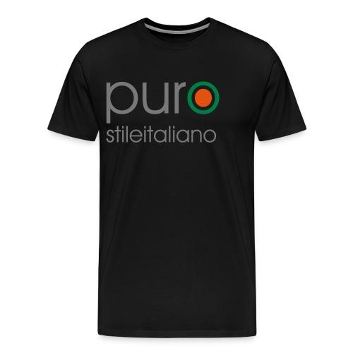 puro stile italiano - Maglietta Premium da uomo