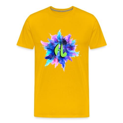 Hockeyvidshd nieuwe collectie - Mannen Premium T-shirt