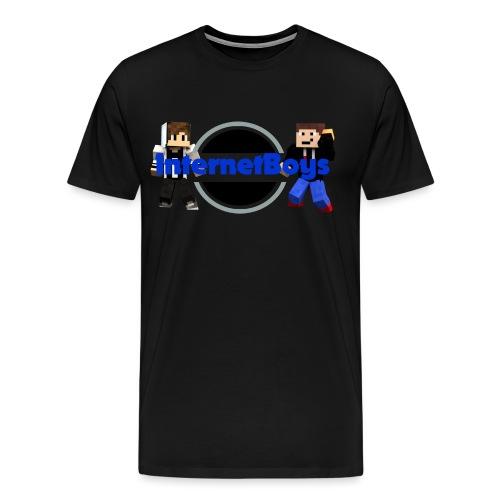 InternetBoys Merch - Männer Premium T-Shirt