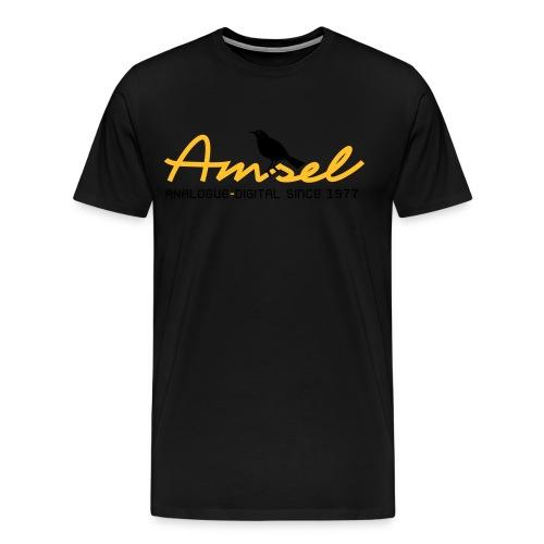 ATMO Amsel - Männer Premium T-Shirt
