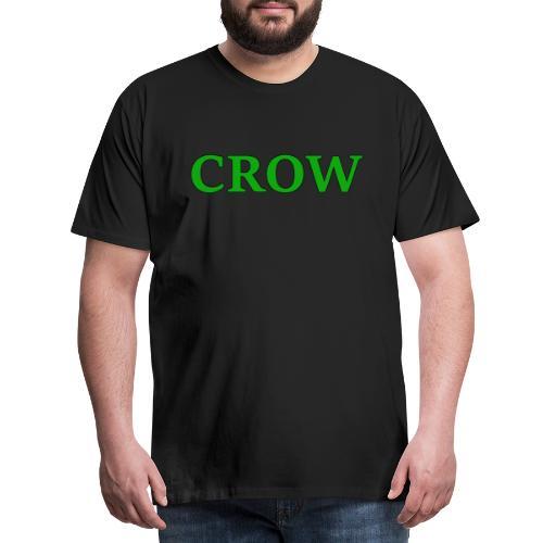 Crow - Men's Premium T-Shirt