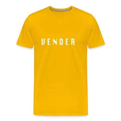 Vender - Mannen Premium T-shirt