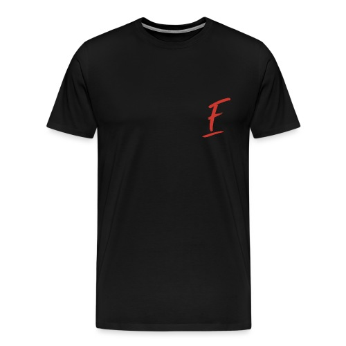 Radio Fugue F Rouge - T-shirt Premium Homme
