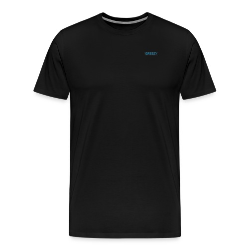 GREEZY MERCH LOGO - Men's Premium T-Shirt
