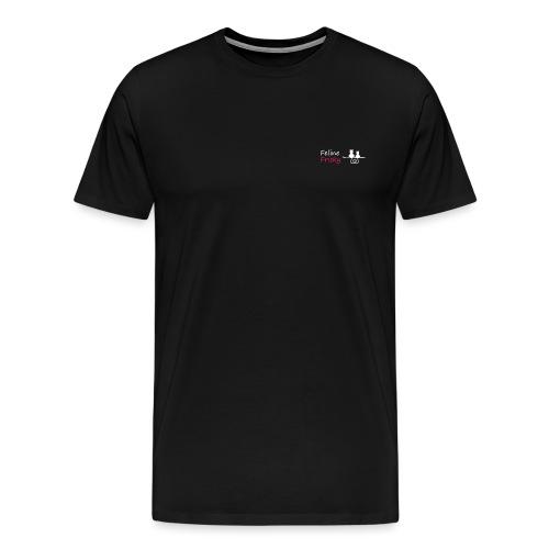 Feline Feelin' frisky - Men's Premium T-Shirt