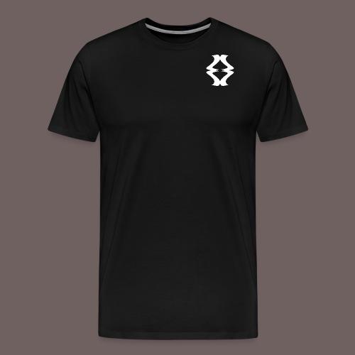 GBIGBO zjebeezjeboo - Rock - As de pique - T-shirt Premium Homme