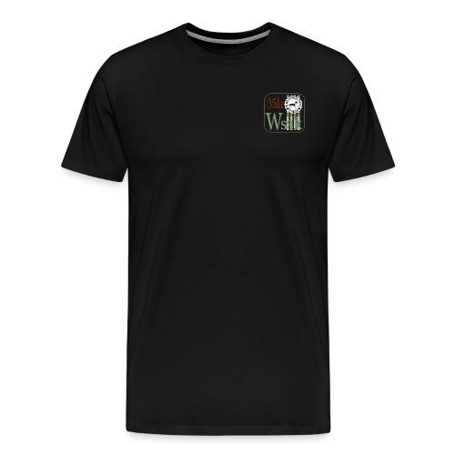WSSK 35års logga - Premium-T-shirt herr