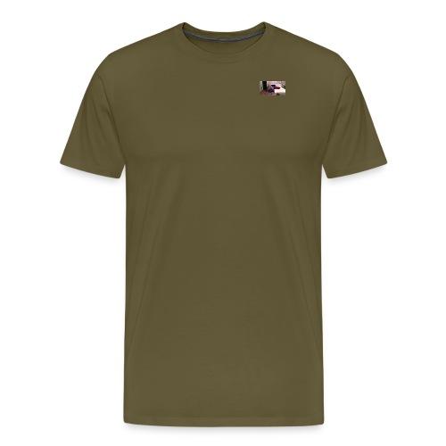 Gabes monster of doom - Men's Premium T-Shirt