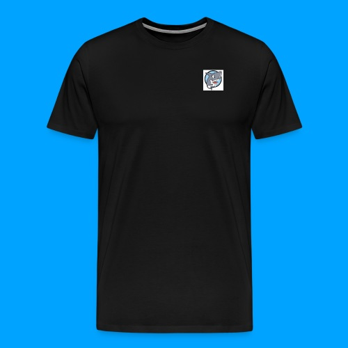 sharki merch - Men's Premium T-Shirt