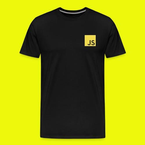 Js - T-shirt Premium Homme