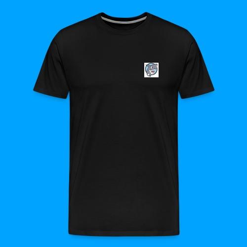sharki merch - Men's Premium T-Shirt