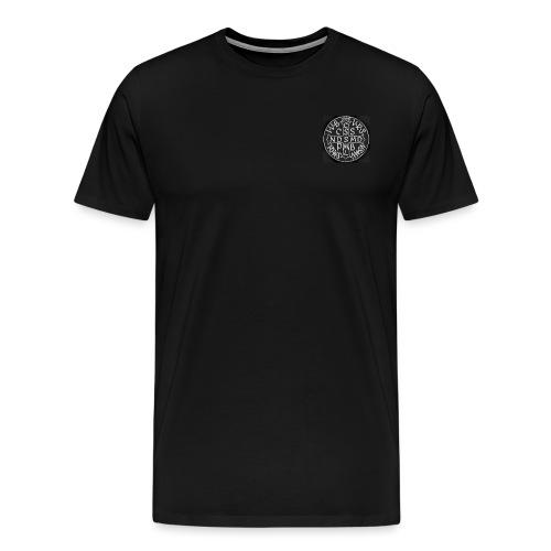 Protection St Benoit (petite) . 圣本笃的保护 - T-shirt Premium Homme
