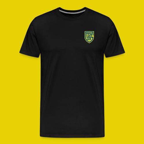logo klein 700x896 - Männer Premium T-Shirt