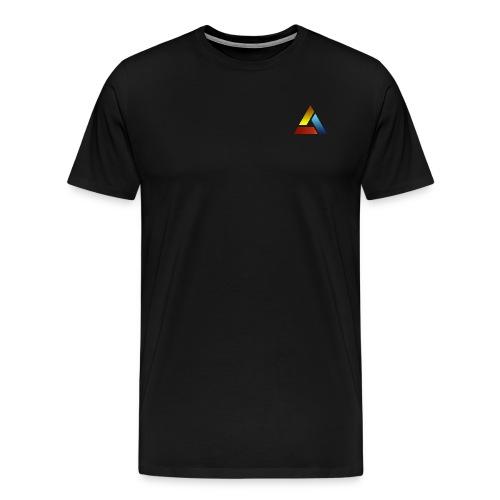 Logo Abstergo Entertainment png - T-shirt Premium Homme