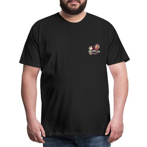 VEREIN BUCHHORN HEXEN hexe original - Männer Premium T-Shirt