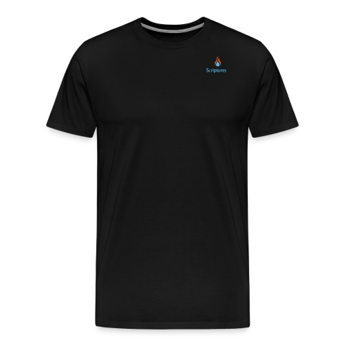Fire Scriptures - Men's Premium T-Shirt