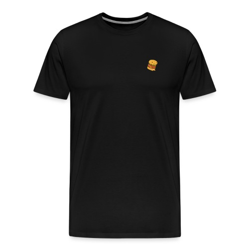 hamburger - Mannen Premium T-shirt