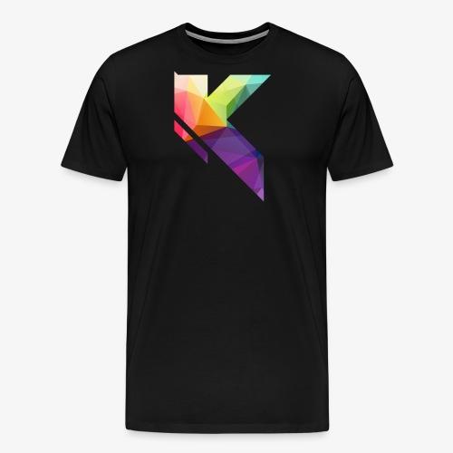 K Bunt OH - Männer Premium T-Shirt